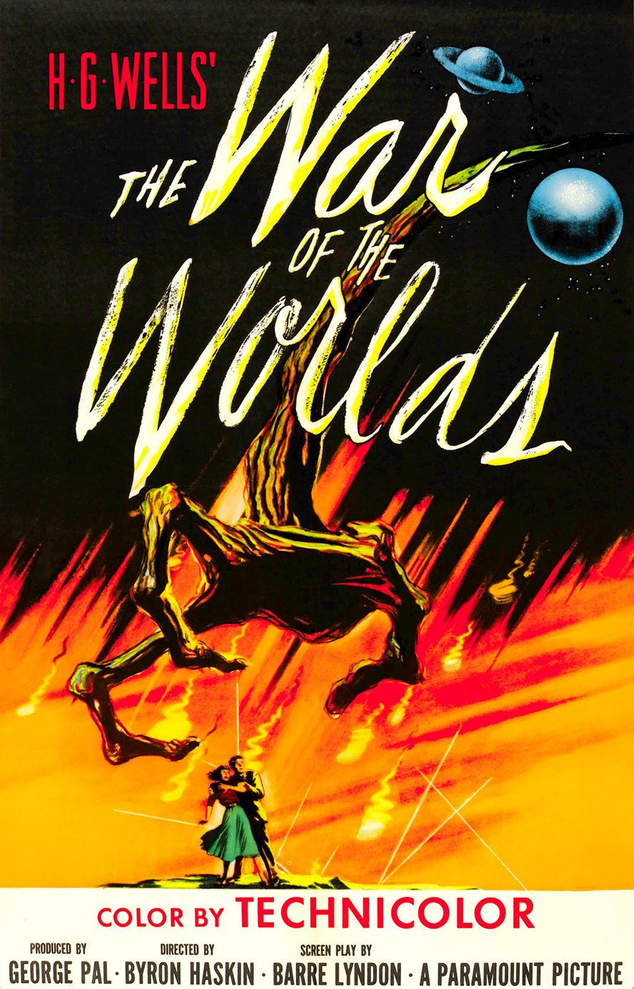 """The War of the Worlds,"" Paramount."